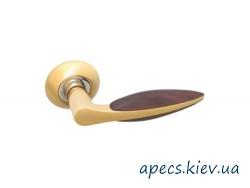 Ручки на розетке APECS H-0558-GM/Oak