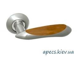 Ручки на розетке APECS H-0534-S/Beech
