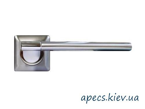 Ручки роздільні APECS H-0592-Z-SQUARE-S/CR