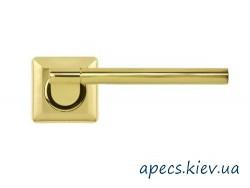 Ручки раздельные APECS H-0592-Z-SQUARE-GM/G