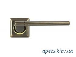 Ручки раздельные APECS H-0592-Z-SQUARE-AB