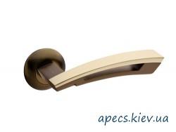 Ручки на розетке APECS H-0599-A-CF/GM Premier
