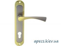 Ручки на планці APECS HP-85.0323-AL-S/G ECO