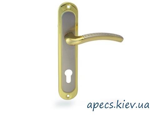 Ручки на планке Avers HP-85.0126-AL-S/G (120mm)
