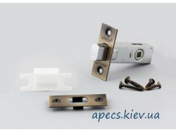 Задвижка дверная APECS L-0126-AB
