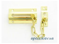 Цепочка дверная APECS DCH-0060-G-Blister