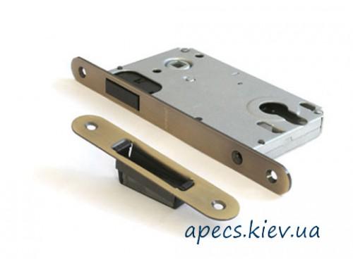 Замок врезной APECS 5300-M-AB магнитный