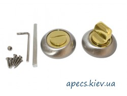 Фиксатор APECS WC-0503-G/CR