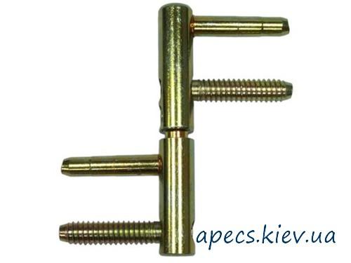 Петлі завертні APECS 3D-14-V2 (без ковпачків)
