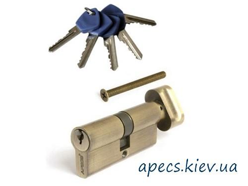 Цилиндр APECS EC-60-C-AB (CIS)