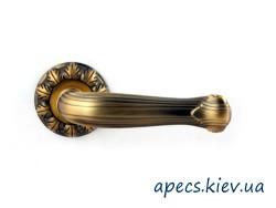 Ручки на розетке APECS H-2416-Z-AN Roccia