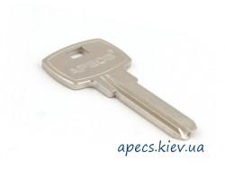 Заготовка ключа APECS K-M1