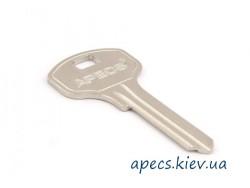Заготовка ключа APECS K-E1