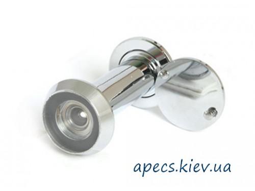Глазок APECS 5216/50-90-CR