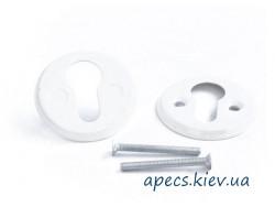 Накладка цилиндровая APECS DP-C-06-W