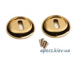Накладка сувальдная APECS DP-S-05-G