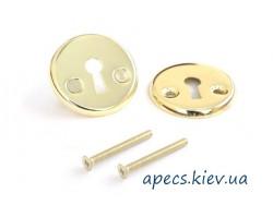 Накладка сувальдная APECS DP-S-06-G