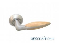 Ручки на розетке APECS H-0558-S-Beach