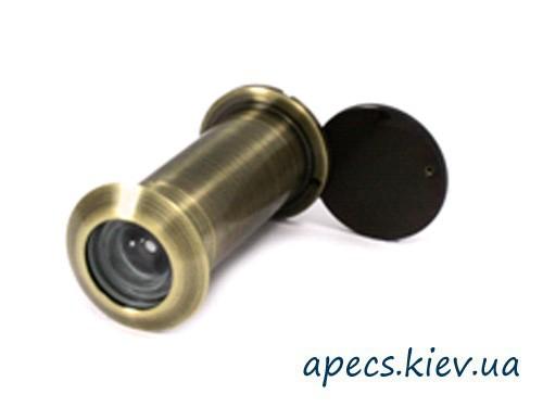 Глазок APECS 3028/70-120-AB