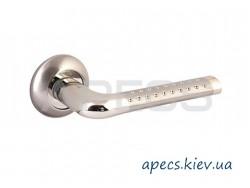 Ручки на розетці APECS H-0887-A-NIS/NI