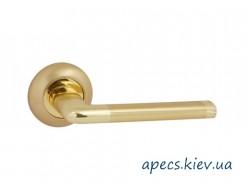 Ручки на розетке APECS H-0883-Z-GM/G
