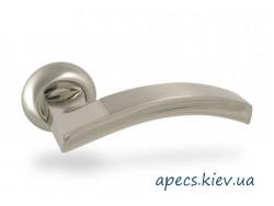 Ручки на розетке APECS H-0836-A-NIS/NI (Spindle 130)