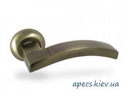Ручки на розетке APECS H-0836-A-AB (Spindle 130)