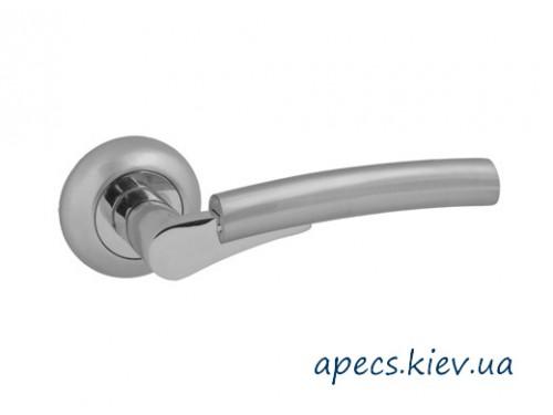 Ручки раздельные APECS H-0821-Z-NIS/NI