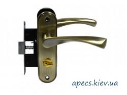 Защелка с ручками Avers 5223-WC-AB-L