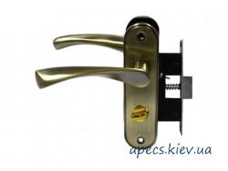 Защелка с ручками Avers 5223-WC-AB-R