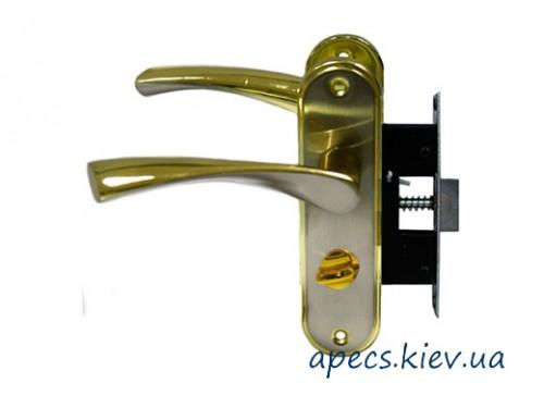 Защіпка з ручками Avers 5223-WC-NIS/G-R