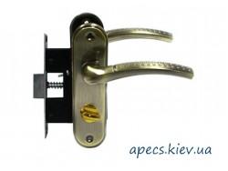 Защелка с ручками Avers 5226-WC-AB-L