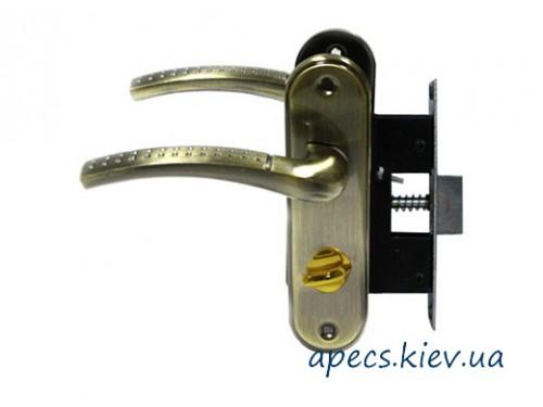 Защелка с ручками Avers 5226-WC-AB-R