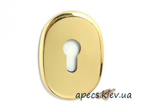 Накладка циліндрична APECS DP-С-10-G
