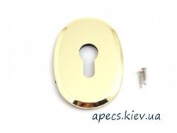 Накладка цилиндровая APECS DP-11-С-G