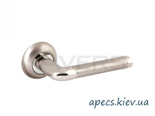 Ручки на розетке Avers H-0883-A-NIS/NI-Track