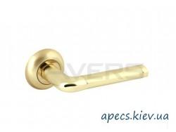 Ручки на розетке Avers H-0883-A-G/GMTrack