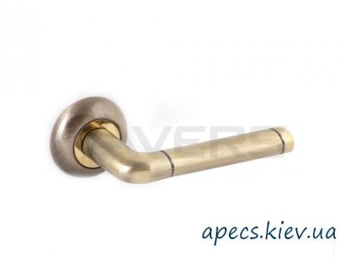 Ручки на розетке Avers H-0883-A-AB-Track