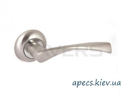 Ручки на розетке Avers H-0823-A-NIS-Twist