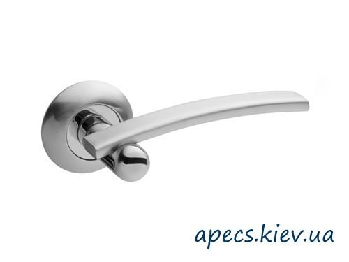 Ручки на розетке APECS H-0522-Z-S/CR Premier
