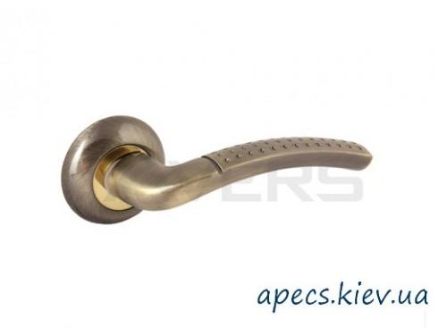Ручки на розетке Avers H-0826-A-AB-Iris
