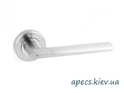Ручки на розетке APECS H-0492-Z-CRM