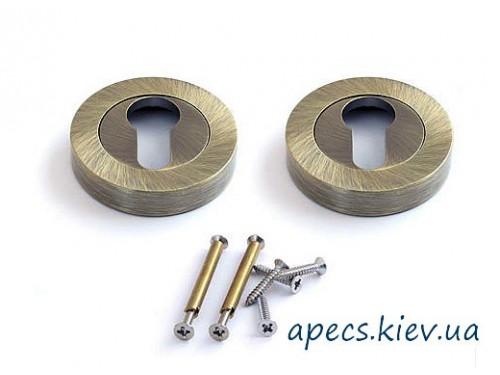 Накладка цилиндровая APECS DP-C-0402-AB-UA