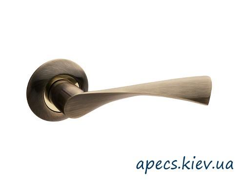 Ручки на розетке APECS H-0523-Z-AB Premier