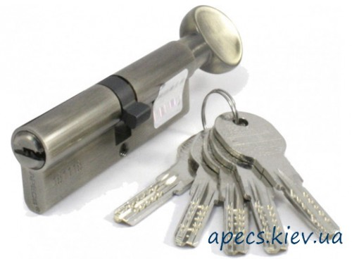 Цилиндр APECS Premier QM-80-C-AB