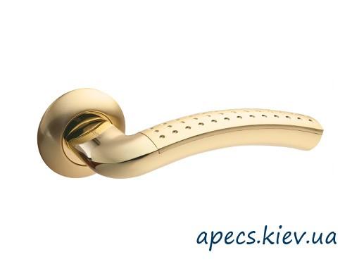 Ручки на розетці APECS H-0526-Z-GM/G Premier