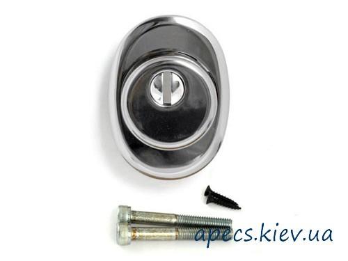 Накладка сувальдная APECS Protector Pro 50/27-DP-CR