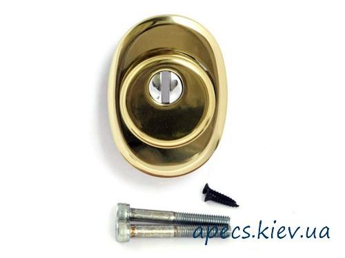 Накладка сувальдная APECS Protector Pro 50/27-DP-G