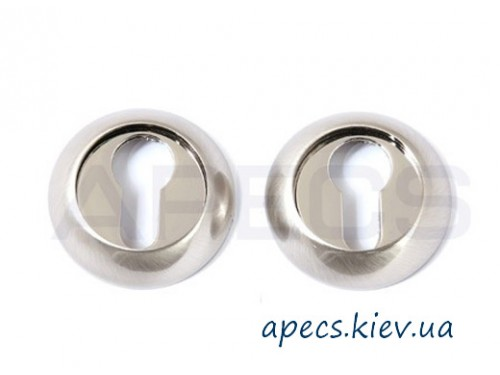 Накладка цилиндровая APECS DP-C-0802-NIS Megapolis