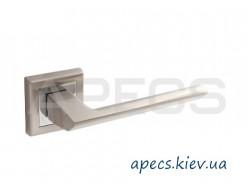 Ручки раздельные APECS H-18105-A-NIS Borey Windrose